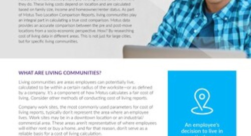 Motus Living Communities Guide