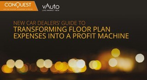 eBook: Transforming Floor Plan Expenses