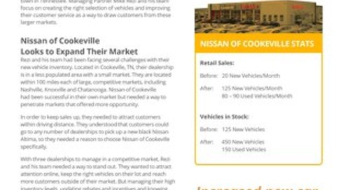 Case Study: Nissan of Cookeville