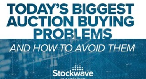 eBook: Today's Biggest Auction Buying Problems
