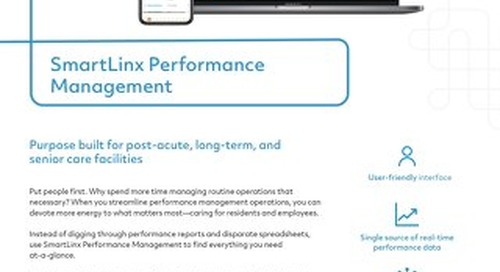 SmartLinx  Performance Management