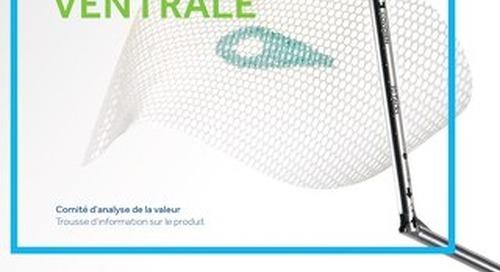 PROTHÈSE COMPOSITE SYMBOTEX - Trousse d'information sur le produit