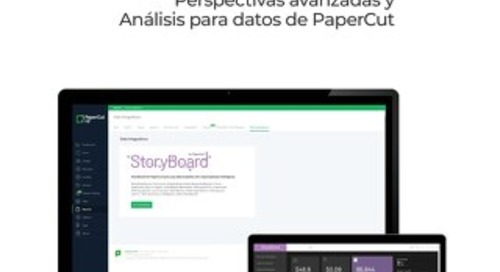 StoryBoard for PaperCutMF Esp