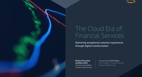 The Cloud Era of Financial Services - eBook