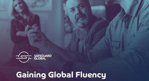 Gaining Global Fluency