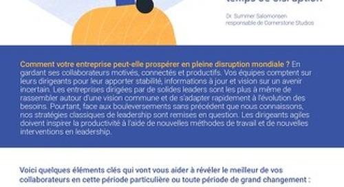 Le leader agile