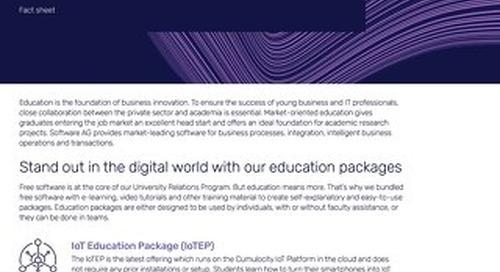 Factsheet: University Relations Program
