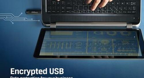 Kingston Encrypted USB