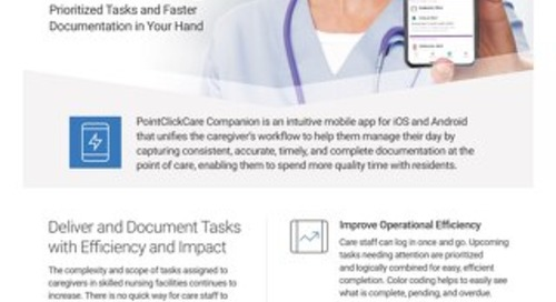 Companion for Skilled Nursing: Solution Sheet