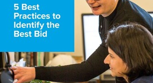 5 Best Practices to Identify the Best Bid