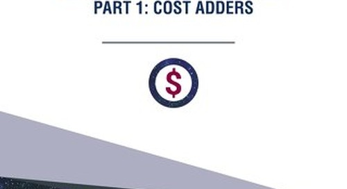 PCB Stack-Up Strategy: Part 1, Cost Adders
