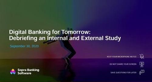 Digital Banking Webinar Slides