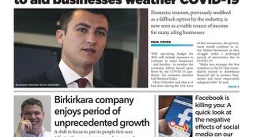 BusinessToday 1 October 2020