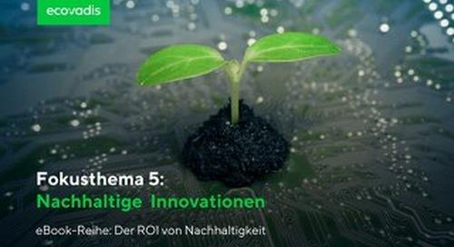 ROI-Fokusthema 5: Innovationen