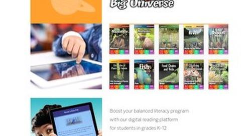 Big Universe Digital Literacy