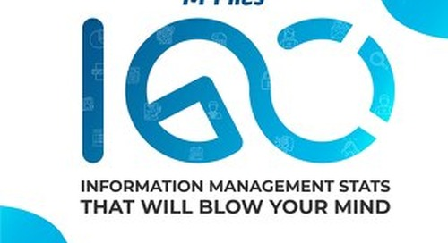 100 Information Management Stats That Will Blow Your Mind