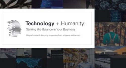 Technology + Humanity: Striking the Balance in Your Business