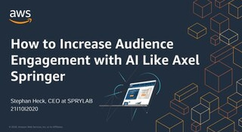 Enhancing Audience Engagement With AI