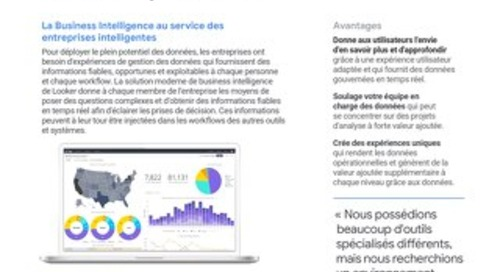 Business Intelligence moderne