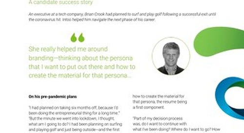 Intoo Candidate Success Story - Brian Crook