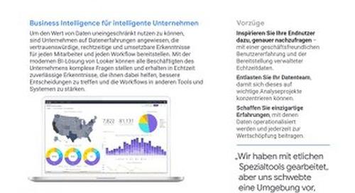 Moderne Business Intelligence
