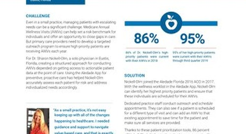 Access to Patient Prioritization Data Ensures Comprehensive, Proactive Care