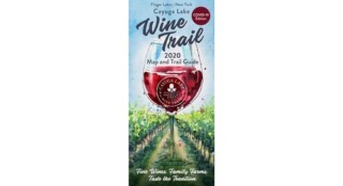 Cayuga Lake Wine Trail Guide 2020 revised