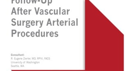 Follow-Up After Vascular Surgery Arterial Procedures