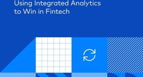 Single Customer View & Personas   Using Integrated Analytics to Win in Fintech