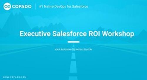 Executive Salesforce ROI Workshop | Overview Deck