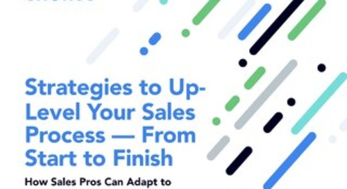 Strategies to Uplevel Your Sales Team