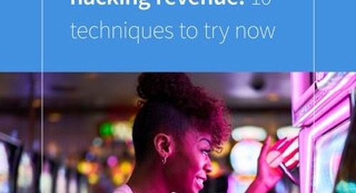 Hotel Casino Guide To Hacking Revenues