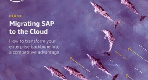Migrating SAP to the Cloud