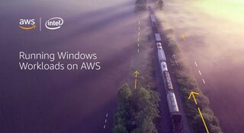 Running Windows Workloads on AWS