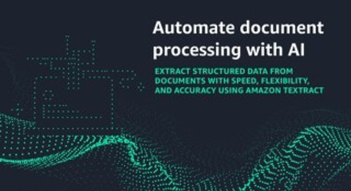 Automate document processing with AI