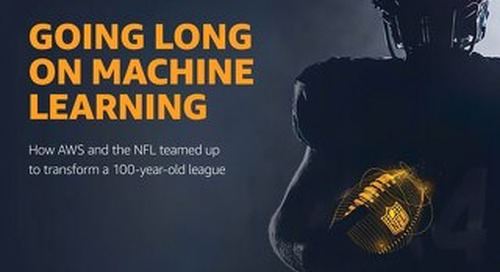 """The NFL """"goes long"""" on machine learning"""