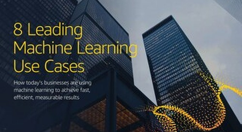 8 Leading Machine Learning Use Cases