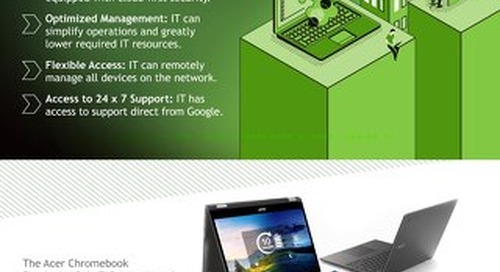 Power the Mobile World with Acer Chromebook Enterprise Spin 713