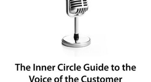 ContactBabel Inner Circle Guide to the Voice of the Customer