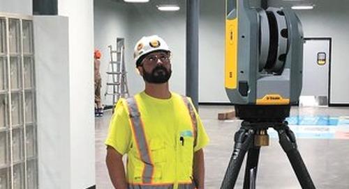 Warner Mechanical Case Study - 3D Laser Scanning