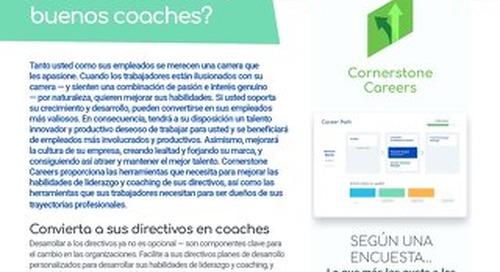 Careers: ¿Por qué los buenos directivos son siempre buenos coaches?