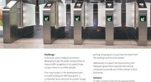 Modernizing Malaysian Public Transit