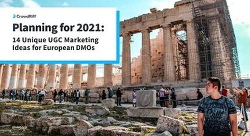14 Unique UGC Marketing Ideas for European DMOs