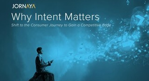 How Knowing More About the Consumer Journey Provides a Competitive Edge