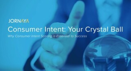 Why Consumer Intent Scoring is Essential to Success