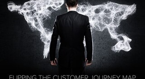 Flipping The Customer Journey Map