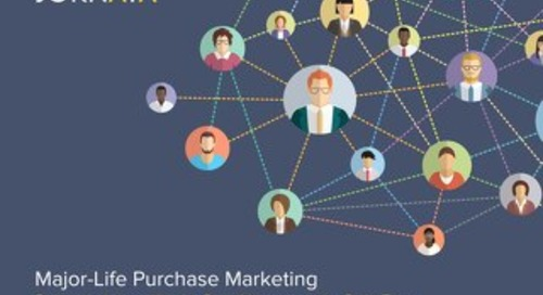 Trends in Major Life Purchase Marketing