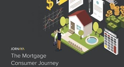 2019 Mortgage Consumer Journey