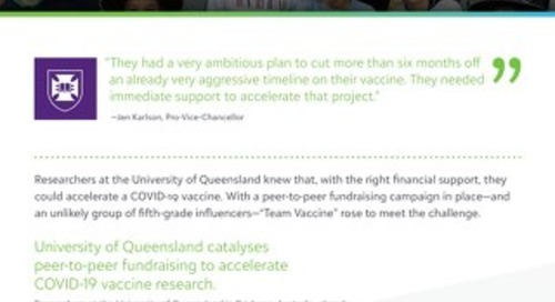 Customer Spotlight: University of Queensland