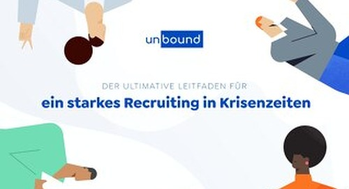 Recruiting Unbound eBook - DE
